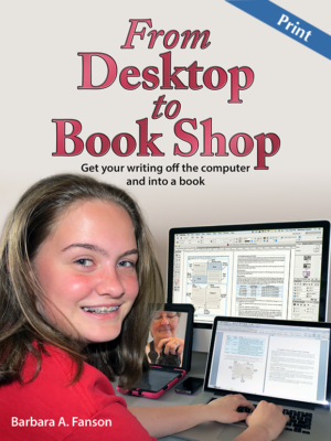 Desktop to Book Shop