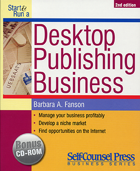 Desktop Publishing Business