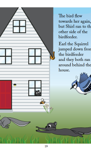 Page 19 Blue Jay chase