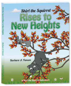 Squirrel book cover