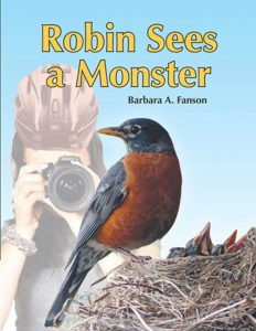 Robin Sees Monster book
