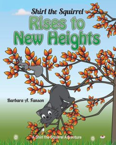 Shirl Rises to New Heights Book
