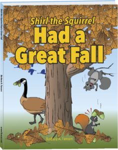 Shirl Fall Book