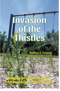 Invasion of Thistles Book